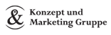 Konzept & Marketing Gruppe Logo