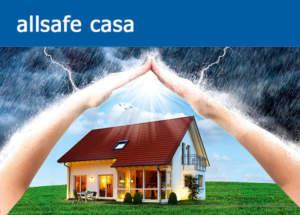 allasafe casa - DIE Eigenheimversicherung